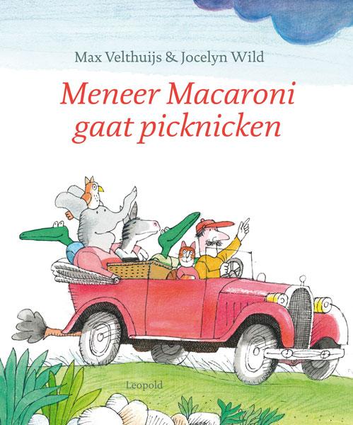 Meneer Macaroni gaat picknicken