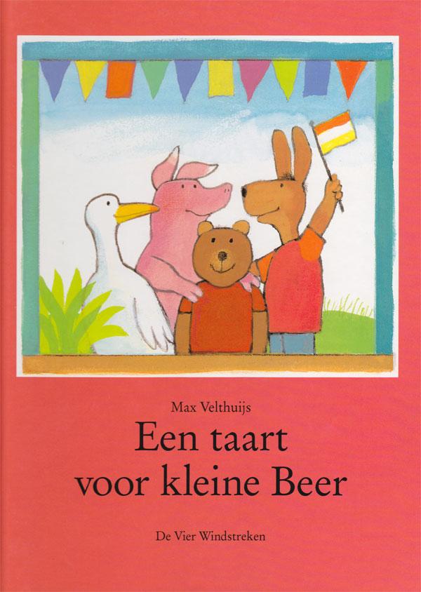Een taart voor kleine beer stichting max velthuijs - Ontwikkel een kleine huisinvoer ...