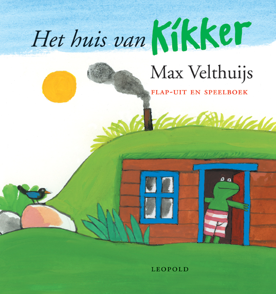 Het huis van kikker stichting max velthuijs - Huis van het wereldkantoor newport ...