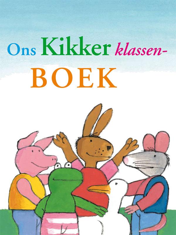 Ons kikker klassenboek stichting max velthuijs - Houten secretaris ...